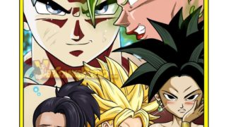 Dragon Ball Super Manga. (Parte 1).