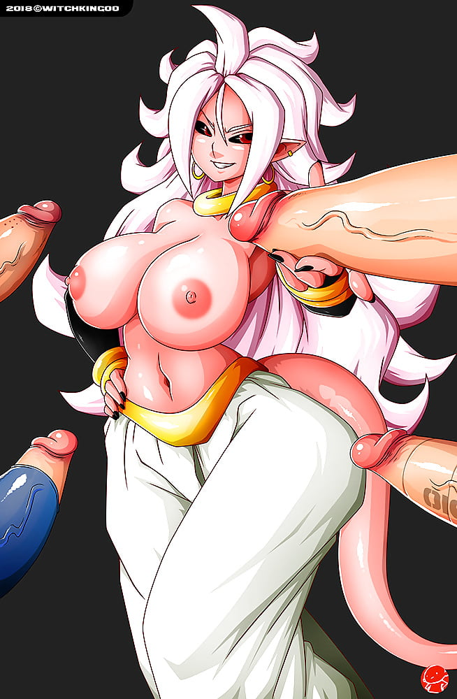 Android 21 Dragon Ball Fighterz Hentai