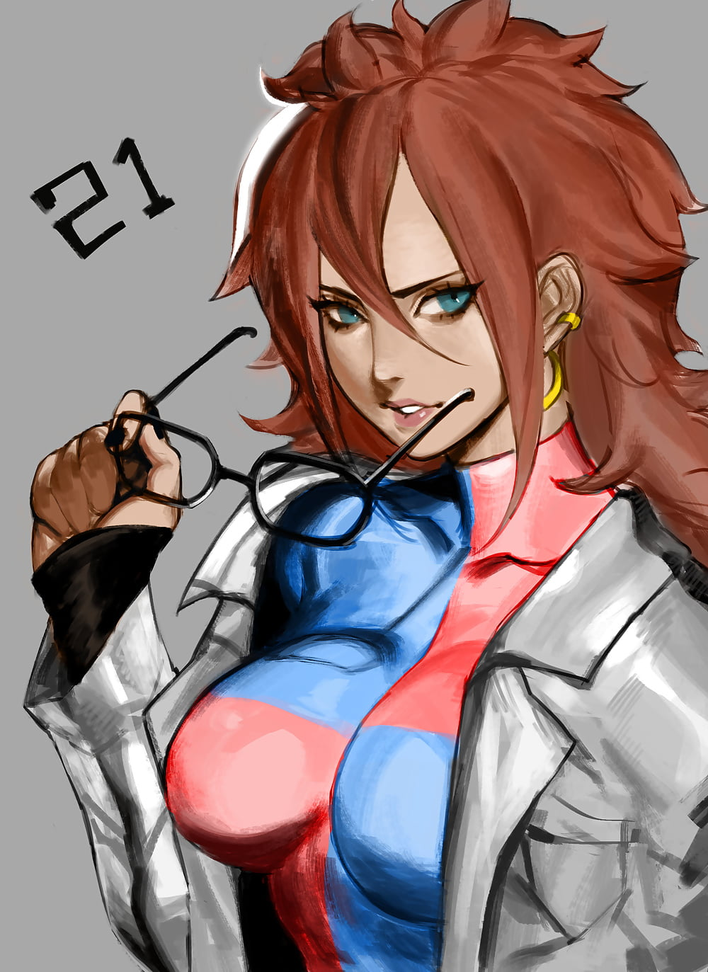 Hot Android 21 Hentai
