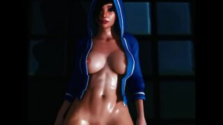 Naim girls fucking  haciendo  yuri ddlc en 3D